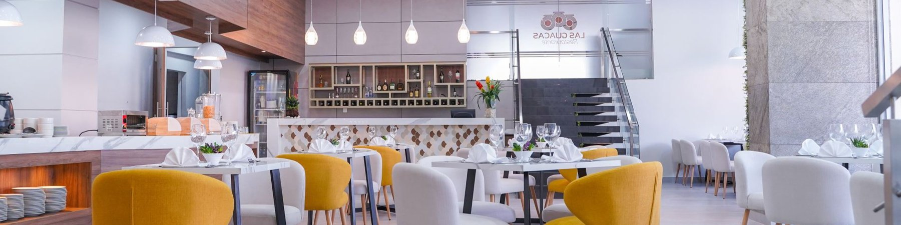 Restaurantes - Hotel Casino Internacional By Sercotel